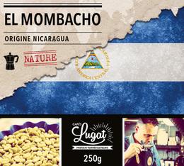 Café moulu pour cafetière italienne : Nicaragua - El Mombacho Nature - 250g - Cafés Lugat
