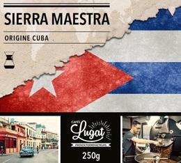 Café moulu pour cafetière Hario/Chemex : Cuba - Sierra Maestra - 250g - Cafés Lugat