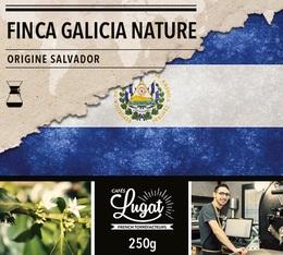 Café moulu pour cafetière Hario/Chemex : Salvador - Finca Villa Galicia Nature - 250g - Cafés Lugat
