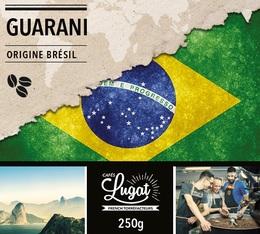 Café en grains : Brésil - Guarani - 250g - Cafés Lugat