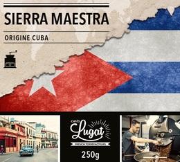Café moulu : Cuba - Sierra Maestra - 250g - Cafés Lugat
