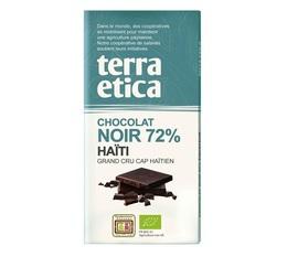 Tablette chocolat Noir 72% Haïti 100g - Café Michel
