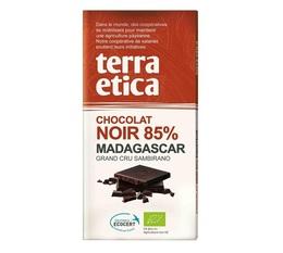 Tablette chocolat Noir 85% Madagascar 100g - Café Michel