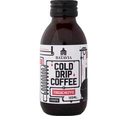 Café Cold Brew Prêt-à-Boire - Yirgacheffe Ethiopie - 125ml - Batavia Dutch Coffee