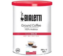 Café moulu 100% Arabica - 250g - Bialetti