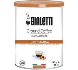 Café moulu aromatisé Noisette 100% Arabica - 250g - Bialetti