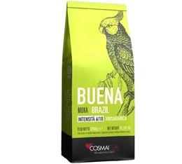 Café moulu Brésil Buena - 100% Arabica - 250g - Cosmai