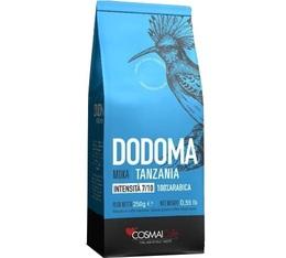 Café moulu Tanzanie Dodoma - 100% Arabica - 250g - Cosmai