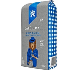 Café en grains King Ralph - 500g - Café Royal