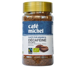 Café soluble Décaféiné 100g - Café Michel