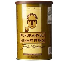 Café moulu turc - 250g - Mehmet Efendi