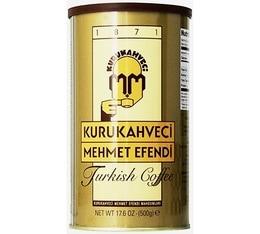 Café moulu turc - 500g - Mehmet Efendi