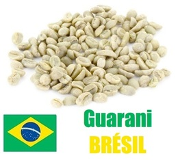 Café vert Guarani - Brésil - 1Kg