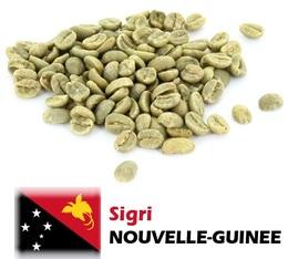 Café vert Papouasie - Sigri Estate - Vallée Waghi  - 1 kg
