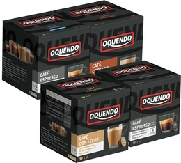Oquendo Dolce Gusto® pods Selection Pack x 64 coffee pods