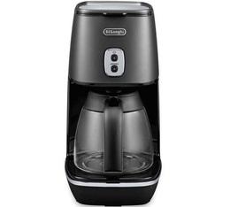 Cafetière filtre Delonghi Distinta ICM 211 BK noire + offre cadeaux
