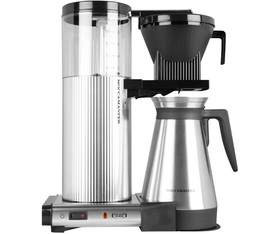 Cafetière filtre Moccamaster CDGT avec verseuse isotherme 1.25L + offre cadeaux