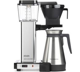 Cafetière filtre Moccamaster KBGT avec verseuse isotherme 1.25L Pack Pro