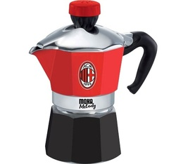 Cafetière italienne Bialetti Moka Melody sport AC Milan - 3 tasses