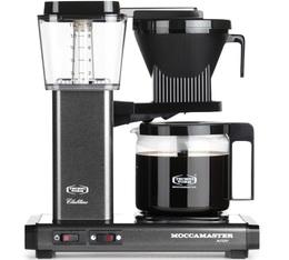 Cafetière filtre Moccamaster KBG741 Anthracite 1.25L + offre cadeaux