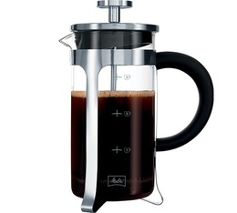 Cafetière à Piston Melitta Inox Micro-ondable 3 tasses