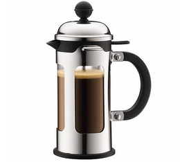 Bodum Chambord stainless steel French Press 350ml