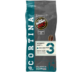 Café en grains - City Line - Cortina - 500g - Caffè Vergnano