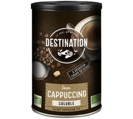 Destination Instant Cappuccino - Organic & Fairtrade - 200g
