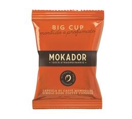 Capsules MyCaffe Big cup x100 (capsules FAP) - Mokador Castellari