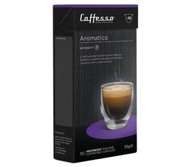 Aromatico x 100 Caffè Caffesso compatible Nespresso
