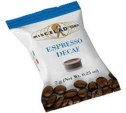 Decaf - Miscela d'Oro - Capsules Espresso Point Compatibles x 100