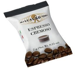 Cremoso - Miscela d'Oro - Capsules Espresso Point Compatibles x 100