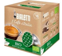 Capsules Mokespresso Bialetti Bio Arabica/Robusta x16