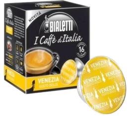 Capsules Mokespresso Bialetti 'Venezia' Arabica/Robusta x 16