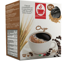 Capsules Dolce Gusto® compatibles Orge x10