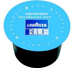 Capsules Lavazza BLUE DECAFFEINATO SOAVE 100% ARABICA x100