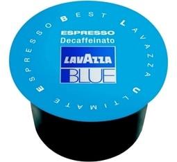 Capsules Lavazza BLUE ESPRESSO DECAFFEINATO 100% ARABICA x100