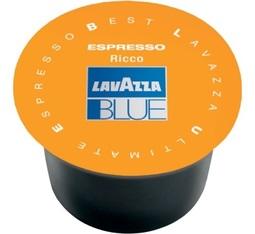 Capsules Lavazza BLUE ESPRESSO RICCO x100