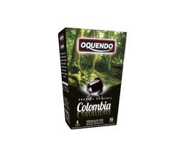 Capsules Origine Colombie Oquendo x10 pour Nespresso