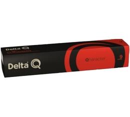Capsules DeltaQ Qharacter delta cafés x10
