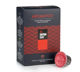 Aromatico capsules x10 by Goppion for Nespresso