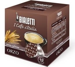 Capsules Mokespresso Bialetti Orzo (Orge)  x 12