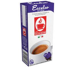 Capsules compatibles Nespresso® Eccelso - Caffè Bonini