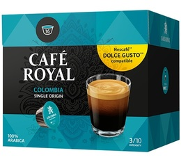 Café Royal 'Colombia' coffee pods for Dolce Gusto x 16