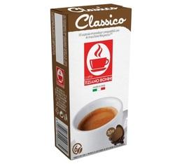 Capsules compatibles Nespresso® Classico x10
