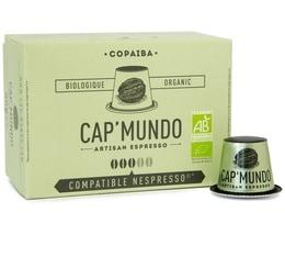 Capsules Copaiba (BIO) x10 CapMundo pour Nespresso