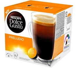 16 capsules Nescafe Dolce Gusto Preludio