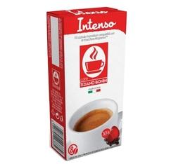 Capsules compatibles Nespresso® Intenso x10