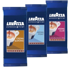 Selection pack 300 Lavazza Espresso Point capsules
