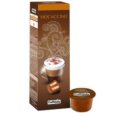 Capsules Caffitaly Mocaccino x10
